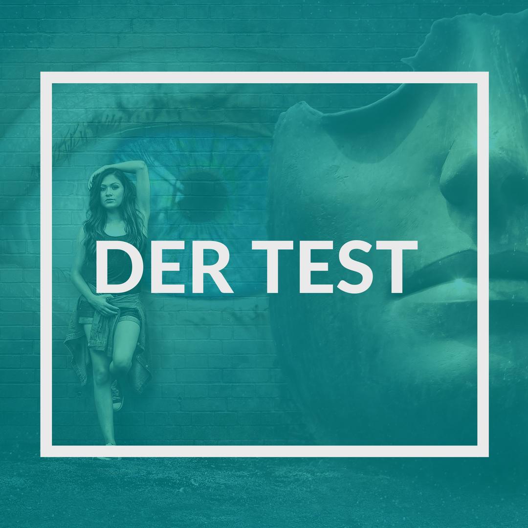 Das Hochstapler-Syndrom - Der Test
