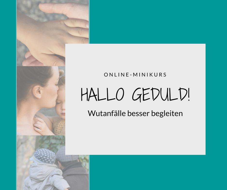 HALLO GEDULD! Online-Minikurs für Eltern hochsensibler | hochbegabter Kinder