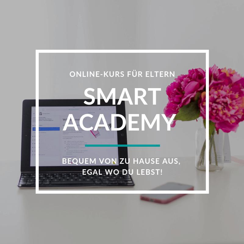 Onlinekurs für Eltern Smart Academy