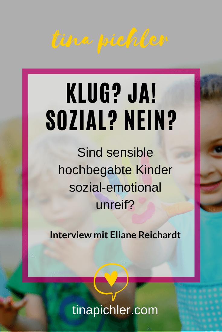 Sind hochsensible, hochbegabte Kinder sozial-emotional unreif?
