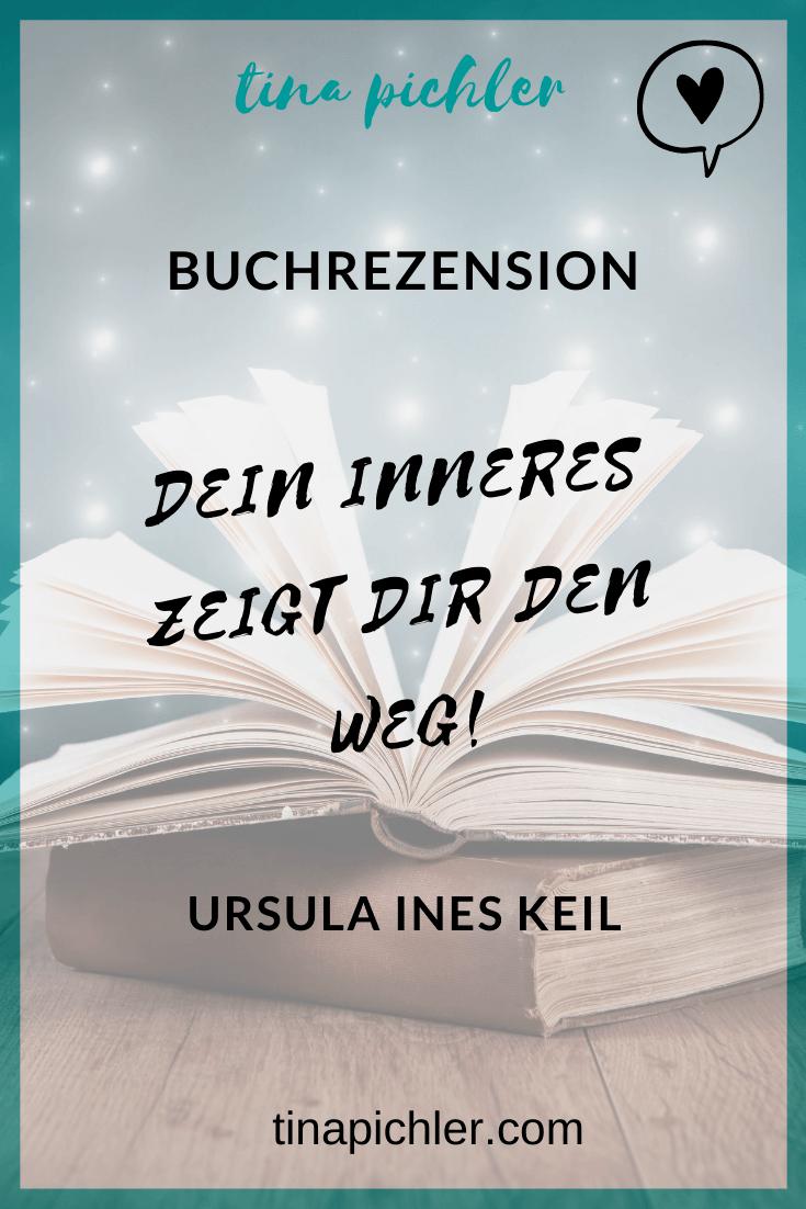 Buchrezension über das neue Buch von Ursula Ines Keil