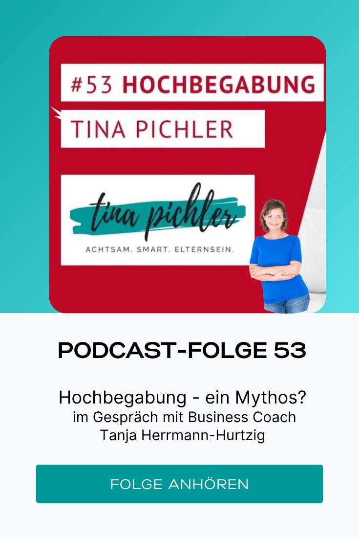 Hochsensibel oder hochbegabt im Berufsalltag Podcastfolge 53