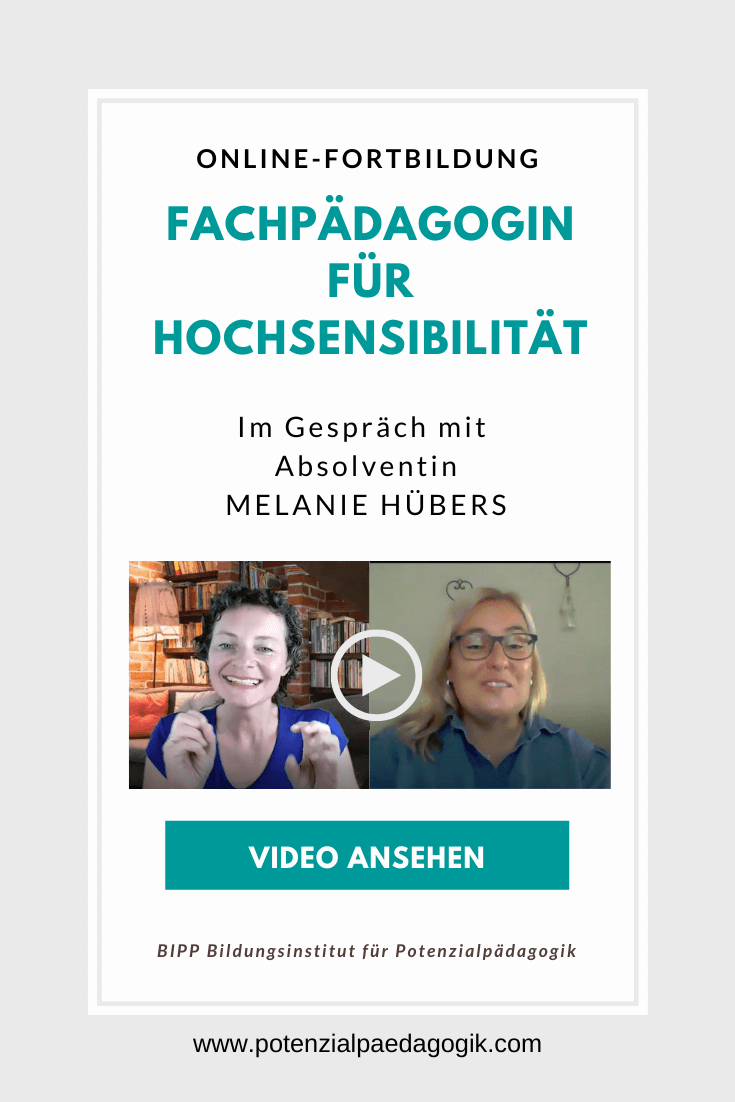 Fachpädagogin und Absolventin Melanie Hübers